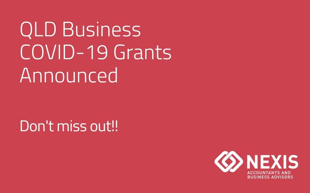 Attention QLD Businesses: Don't miss out on your $10k grant