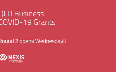 2nd Round of Queensland Small Business COVID-19 Grants