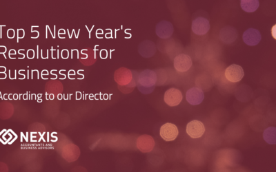 Top 5 New Year's Resolutions for Businesses in 2021