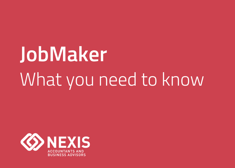 JobMaker – What you need to know