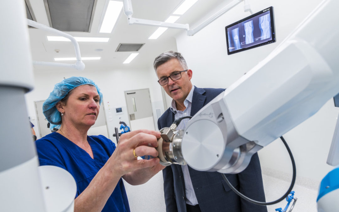Canberra Knee Clinic to launch an exciting new program