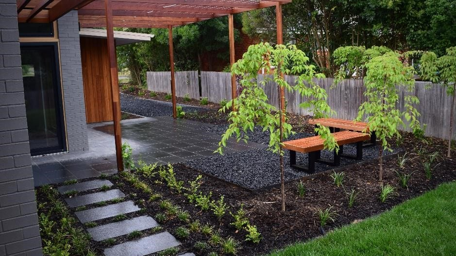 best garden design canberra