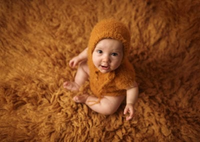 Harlan's 7 Month Session