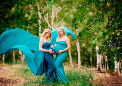 Kate & Louisa's Maternity Session