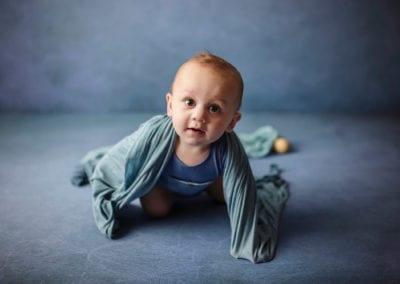 Kahu's 6 Month Session