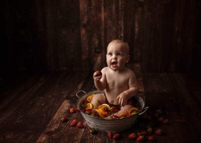 Louis First Birthday Session