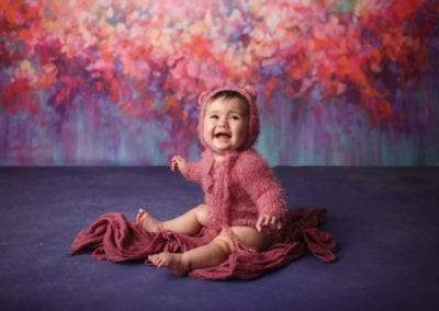 Norah's 7 month Session